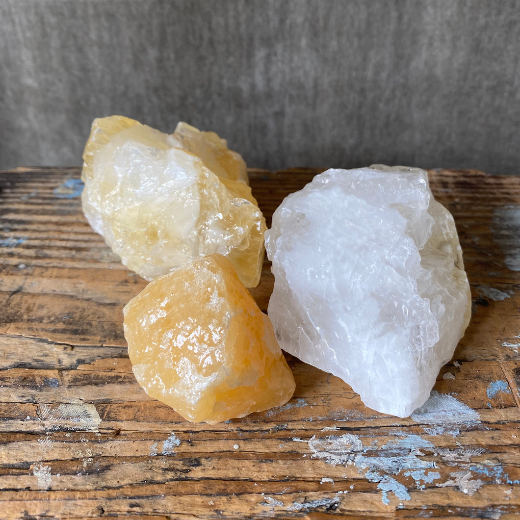Calcite Chunk Crystals