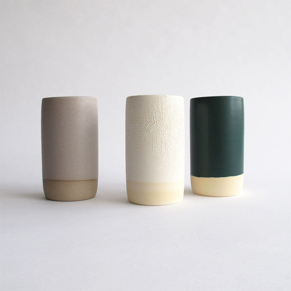 Tall Tumbler/Vase by CGCeramics