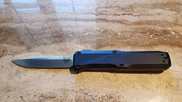 Benchmade 4600 Phaeton Double Action Automatic OTF Knife