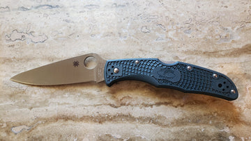 Spyderco Endura 4 Green ZDP189 Knife C10PGRE