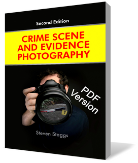 Crime Scene and Evidence Photography - DOWNLOADABLE PDF