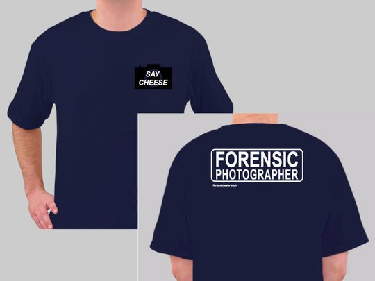 Forensic Photographer