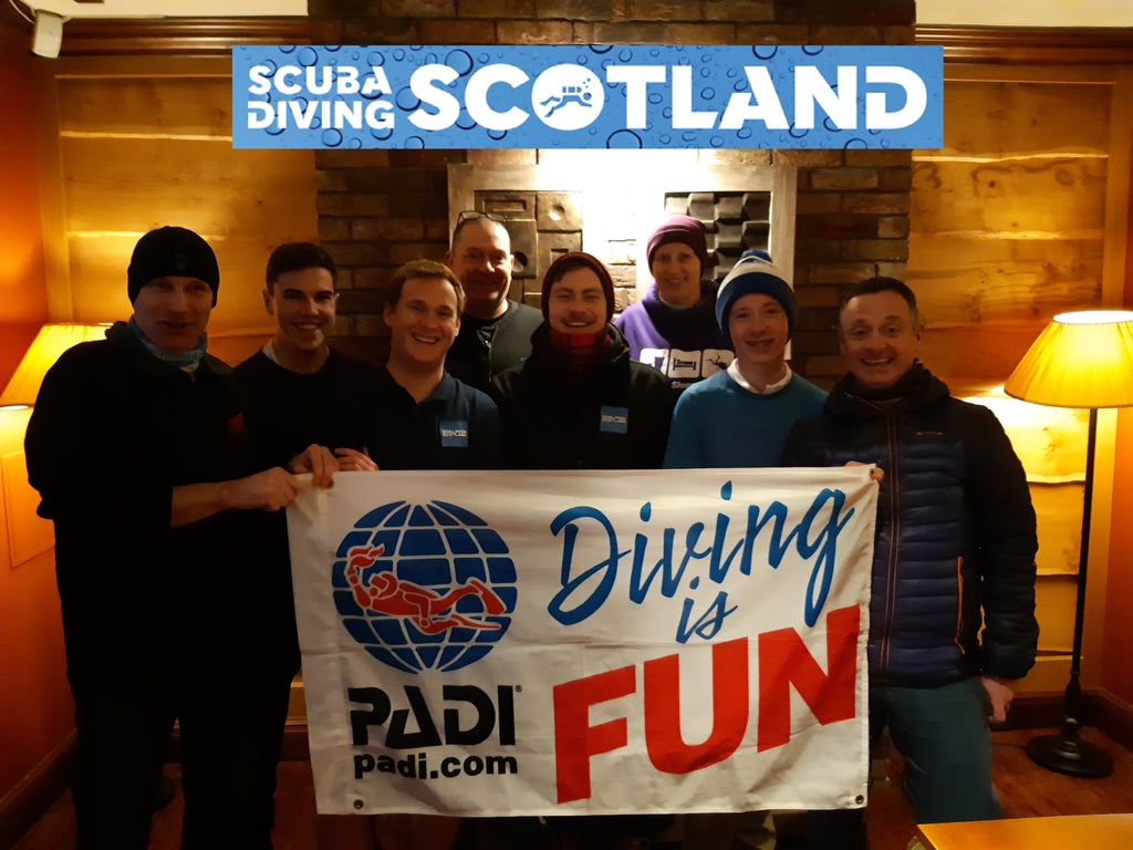 Diving Day - Sunday 12th Jan 2020 PADI Advanced and Deep Speciality