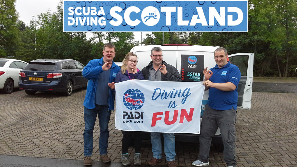 PADI Advanced Diving Sunday - 10th September 2017