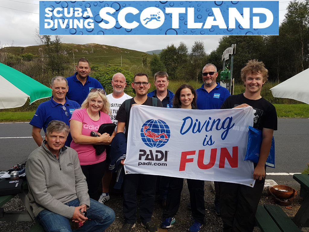 PADI Advanced & Open water Courses August 2018