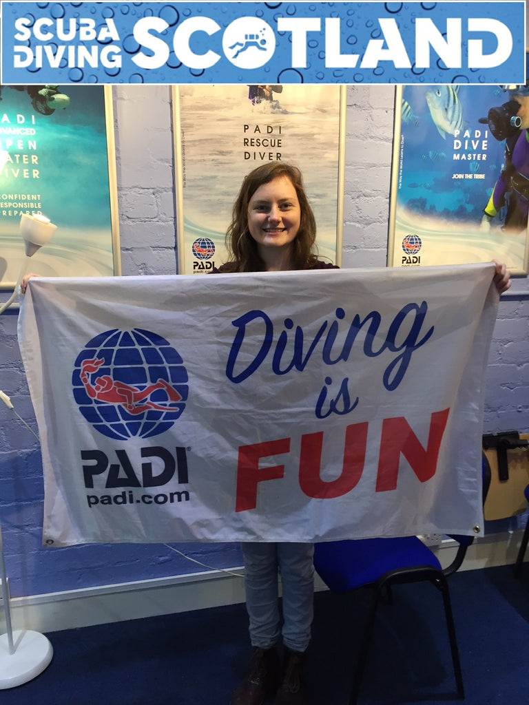 Congrats to Alice Fry for passing her PADI Open Water class today!