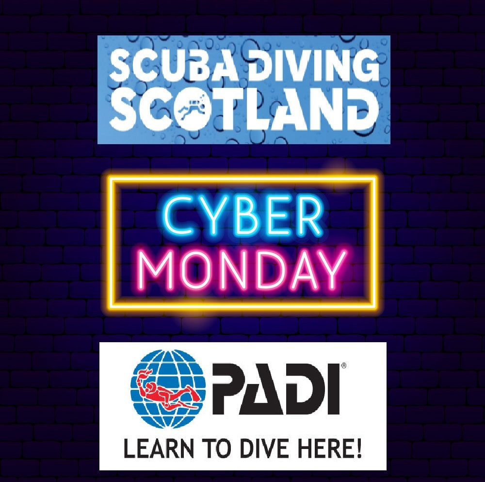 Happy Cyber Monday Divers!