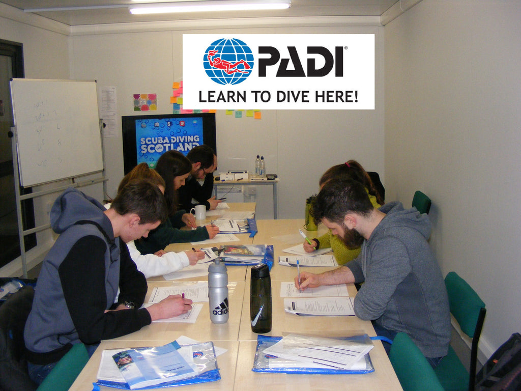 PADI Open Water Course Feb 2019 - They passed!