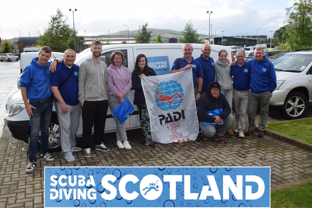 PADI Open Water July 2017 Course Diving - 5th & 6th August 2017