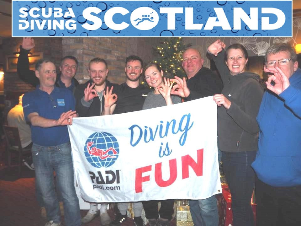 SDS Diving Day Sunday 26th November 2017