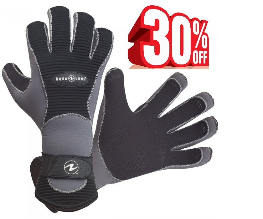 SDS ADVENT CALENDAR 12th December 2019 – 30% OFF All Aqualung Gloves