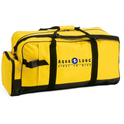 SDS ADVENT CALENDAR 19th December 2019 – 50% OFF Aqualung Classic Yellow Duffle Bag. Only £34.50 Today!