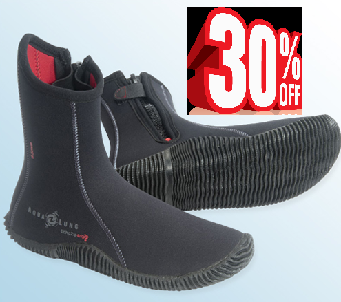 SDS ADVENT CALENDAR 16th December 2019 – 30% OFF All Aqualung Wetboots