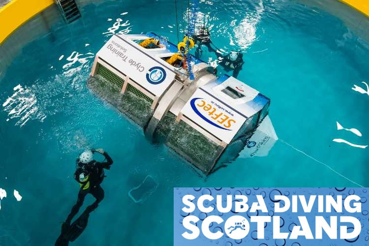 SCUBA DIVING SCOTLAND News Update - April 2019