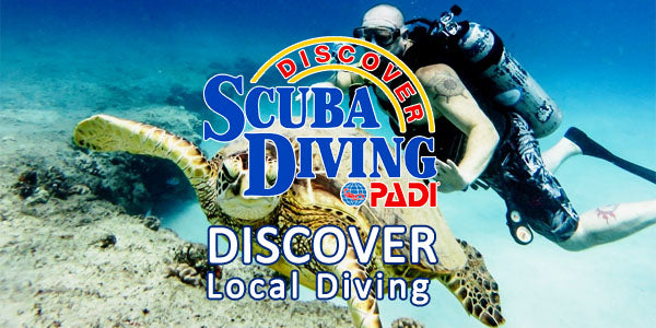 PADI Discover Scuba Diving Dates - Sept 2017