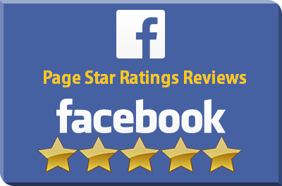 x40 5 Star Reviews on Facebook!