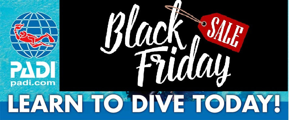 Black Friday Sale At Scuba Diving Scotland Scuba Diving Scotland