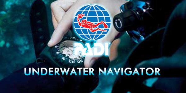 PADI Underwater Navigator Speciality - Sunday 2nd Feb 2020