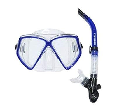 SDS ADVENT CALENDAR 18th December 2019 – 60% OFF Typhoon Pro Mask & Snorkel Set. Only £17.98 Today!