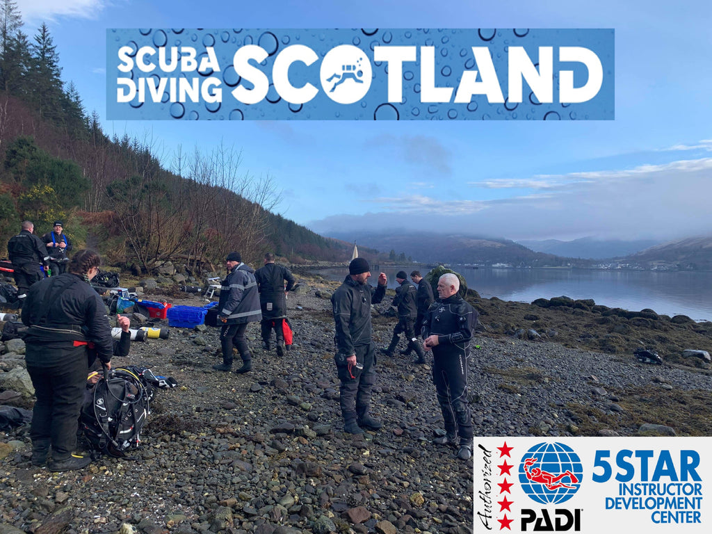 Diving spaces available for this Sunday 20th December 2020.