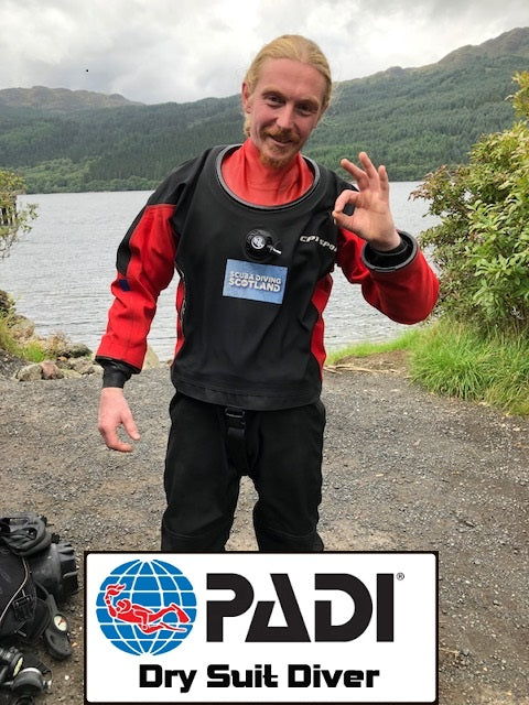 Congratulations to Divemaster Shaun Downie