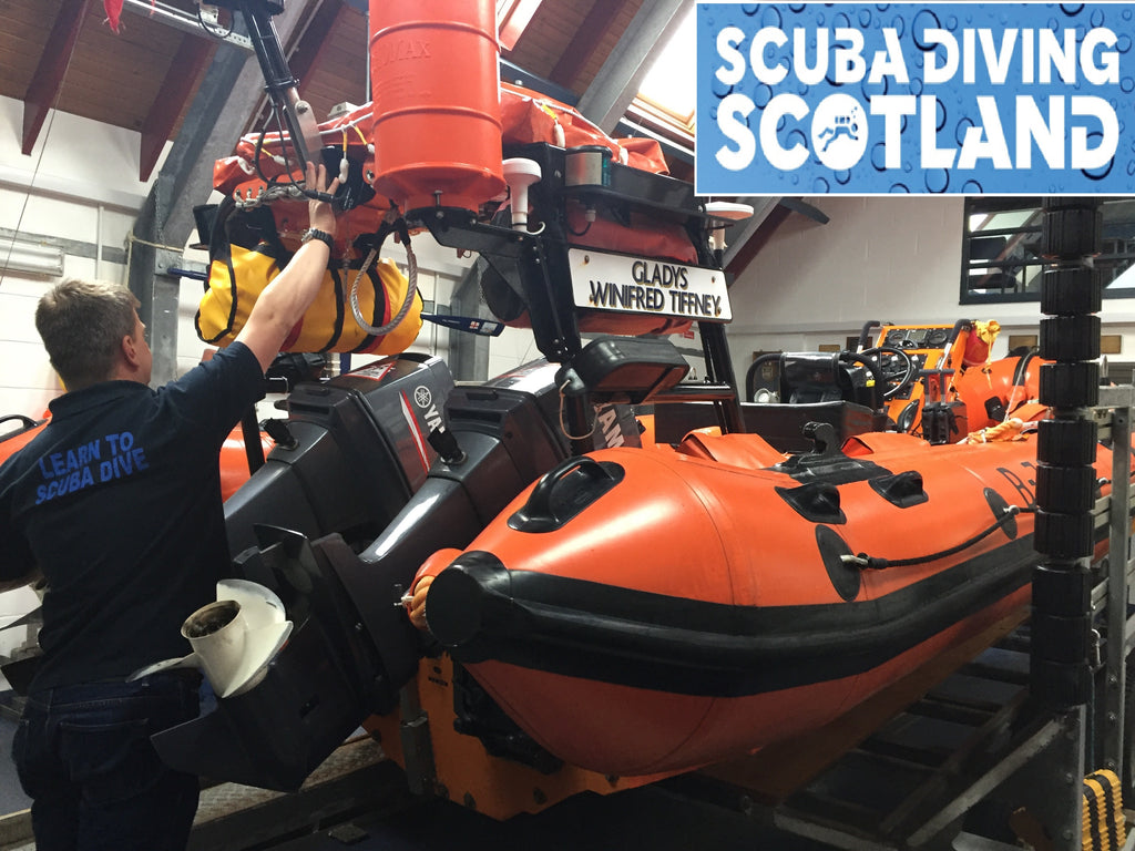 RNLI Diver Sea Survival Course - Saturday 22nd July 2017