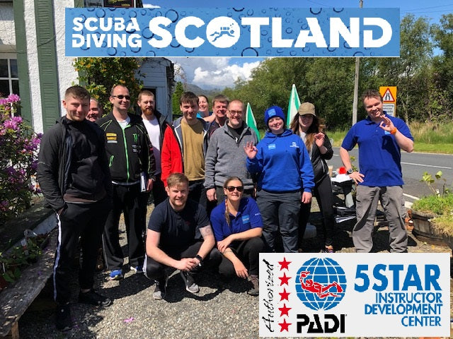 PADI Discover Local Diving - Summer 2019