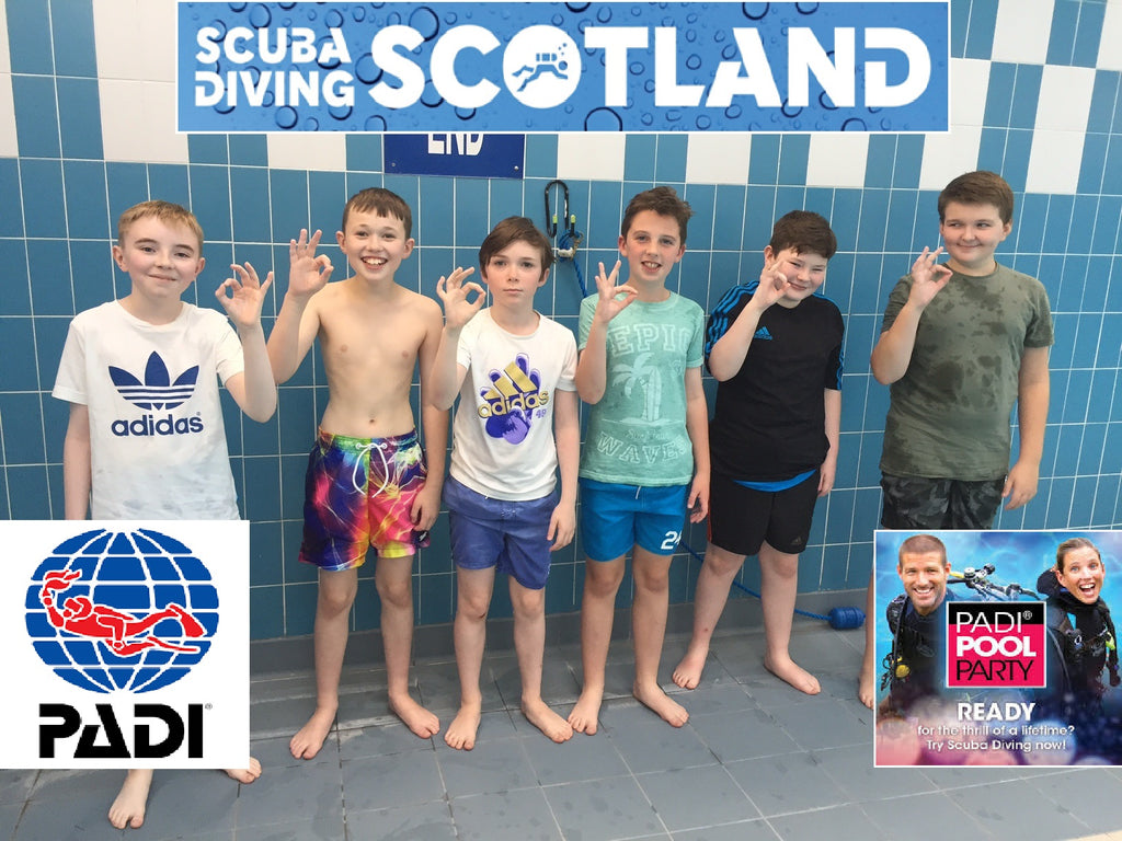 Pool Session - Wednesday 8th August 2017 at Holyrood Pool