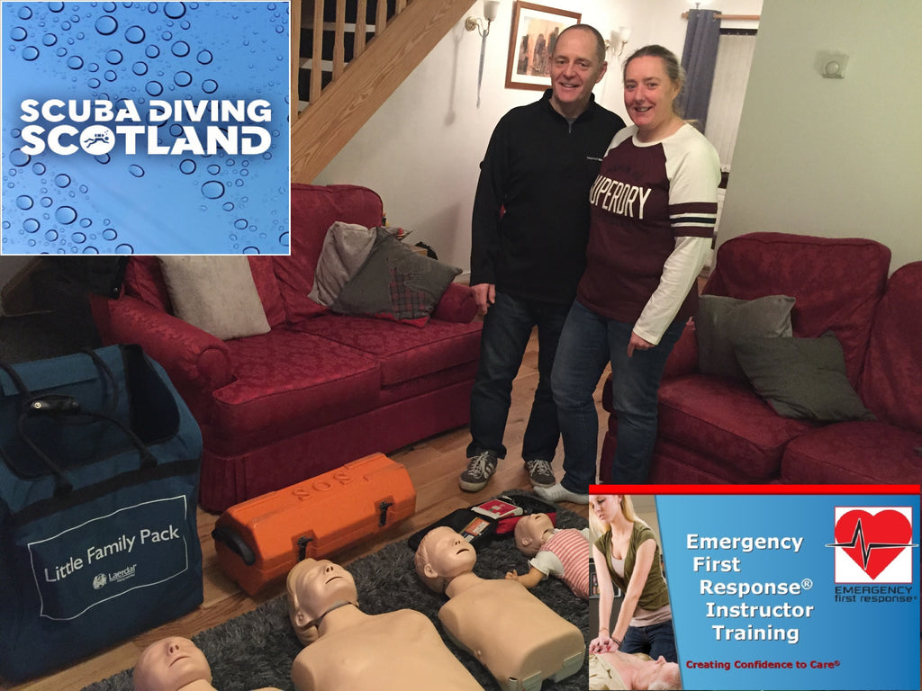 Emergency First Response Instructor Course - March 2018