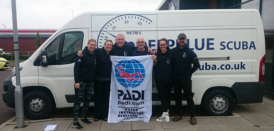PADI Glasgow I.E 3rd September 2017 - A Frames, Loch Long