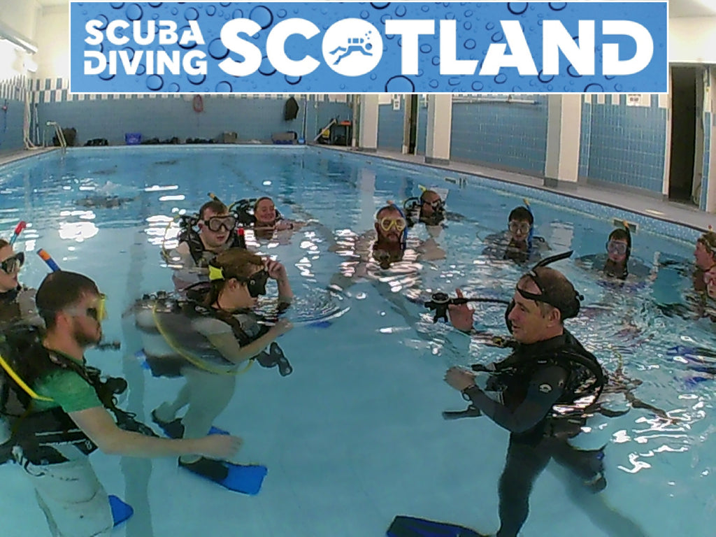 Pool Session - Wednesday 25th Oct 2017 at Holyrood Pool.