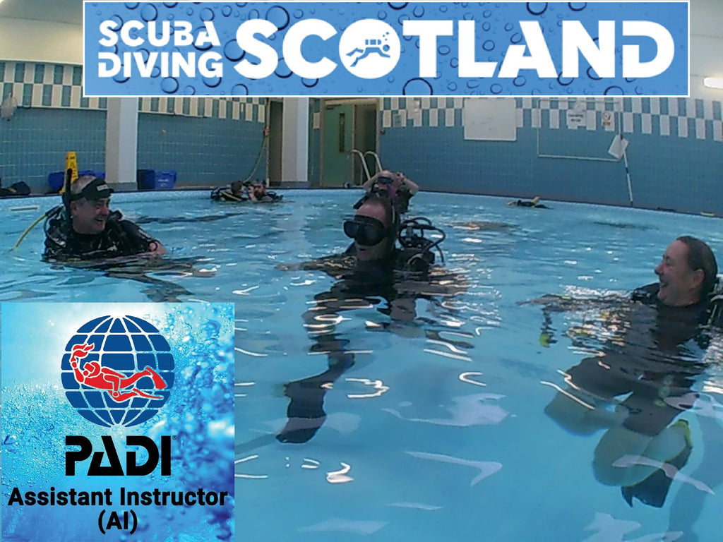 PADI Assistant Instructor (AI) Course