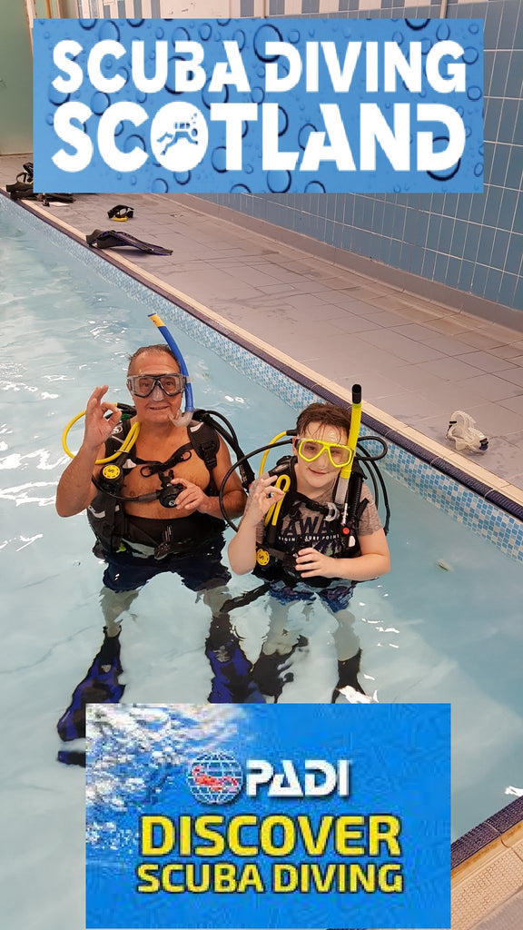 Scuba Diving Pool Session - Wed 16th Jan 2019