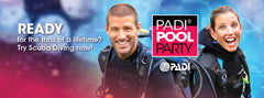 PADI Courses - Pool Session Only