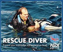 PADI Rescue & First Aid Courses