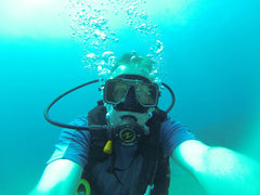 SCUBA DIVING SCOTLAND - Chris Gilroy Meet The Dive Team
