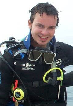 SCUBA DIVING SCOTLAND - Chris McKendry Profile Picture
