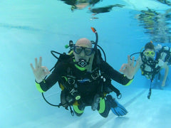 SCUBA DIVING SCOTLAND Dave Black Instructor