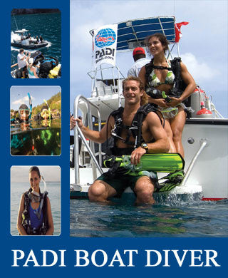 PADI Boat Speciality Course