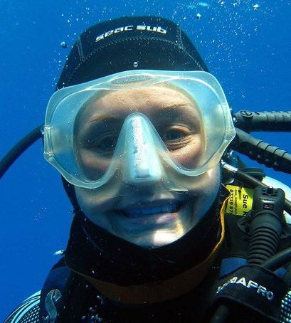 SCUBA DIVING SCOTLAND - Meet The Staff Sue Kee PADI Instructor