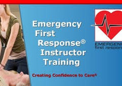 EFRI - Emergency First Response Instructor Course