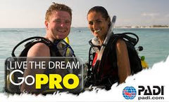 PADI 'Instructor Specialities For Life' Promotion