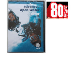 PADI Advanced Open Water DVD