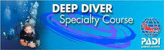 PADI Deep Speciality Course