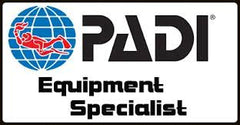 PADI Equipment Speciality - Includes PADI Touch Product RRP £50