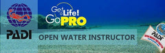 PADI OWSI Open Water Scuba Instructor Course