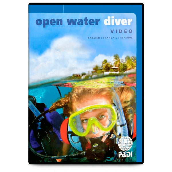 PADI Open Water DVD
