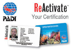 PADI ReActivate Touch - Download