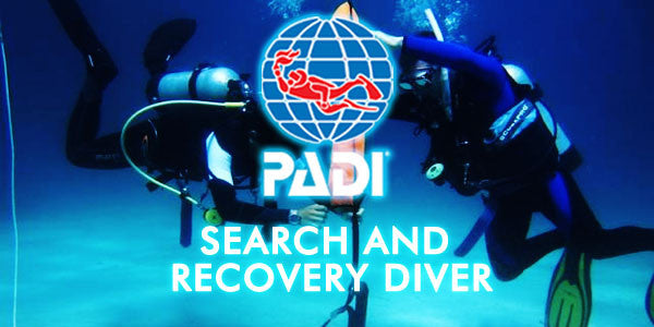 PADI Search & Recovery Speciality