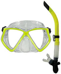 Typhoon Pro Mask & Snorkel Set